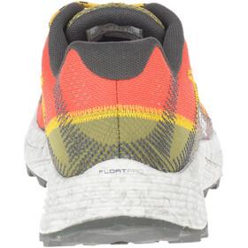 Merrell Moab Flight Shoes Men tangerine